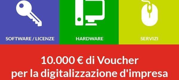 Voucher Digitalizzazione Puglia PMI 2017 - Approfittane!
